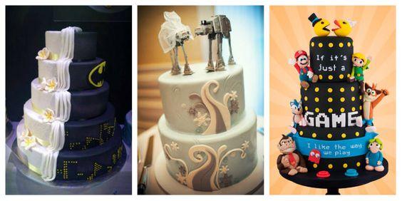 A gente aqui no blog AMA bolos e AMA criatividade. Imagina juntar os dois e mais essa pegada geek e nerd maravilhosa? Só dá bolo lindo!