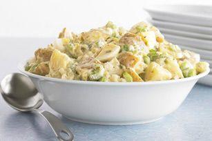 Great Canadian Potato Salad recipe