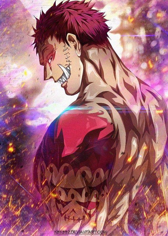 Ares Azaria Avatar