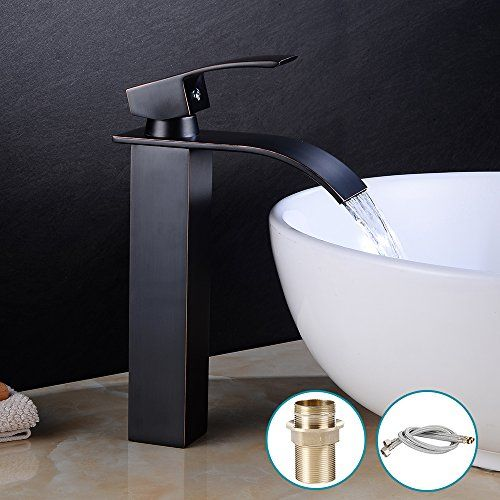 Bathroom Sink Vessel faucet Solid Brass White Bathroom Hot and Cold Kitchen Sink Mixer Tap Bathroom Basin Mixer Tap Commercial