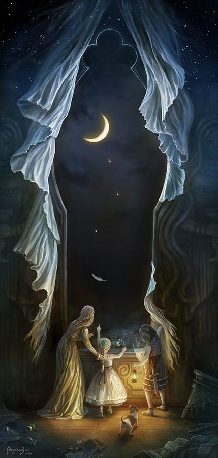 Sisters in the Moonlight ~: