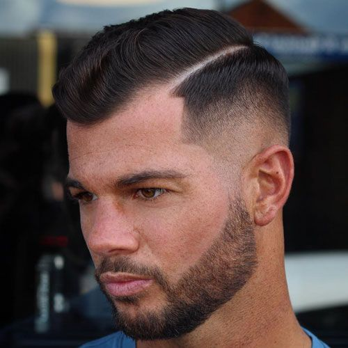 Side Part Haircut For Balding Men Best Haircuts And Hairstyles For Balding Men Good Balding Mens Hairstyles Haircuts For Balding Men Haircuts For Wavy Hair