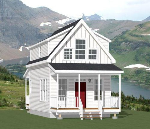 Pinterest the world s catalog of ideas for 16x30 house plans