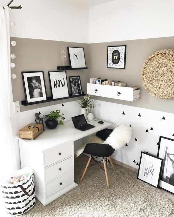 Home Office Ideas Desk Decors Small
