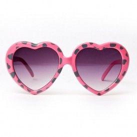heart+shaped+sunglasses | 80's - Love V2 Heart Shaped Sunglasses