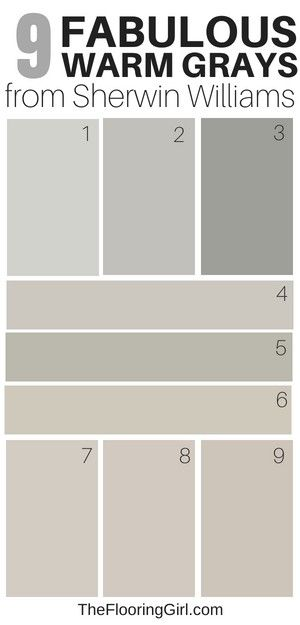 Warm Greys For 2019 Warm Grey Paint Colors Gray Paint Colors Sherwin Williams Paint Colors For Home