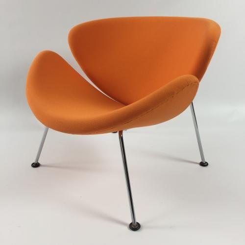 Vintage Orange Slice Lounge Chair By Pierre Paulin For Arti Vintage Orange Slice Lounge Stuhl Von Pierre Paulin Fur Artifort Vintage Orange Slice Lou Dekor