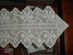 Resultado de imagem para naperons em crochet