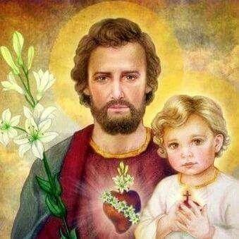 MiércolesASanJosé ♥ San José y el Niño Jesús | Imágenes de san ...