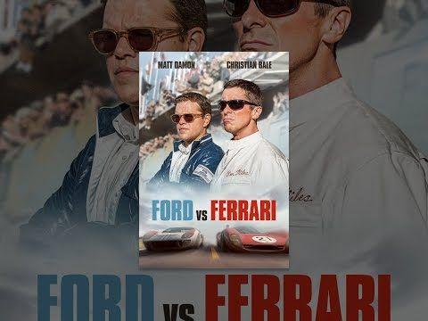 Ford Vs Ferrari Dublado Em 2020 Ford Ferrari Christian Bale