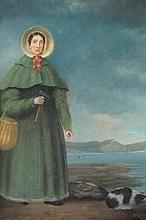 la paleontóloga británica Mary Anning, que contribuyó de manera esencial a conocer como fue el estilo de vida prehistórico en la Tierra.:Su obra fue fundamental en los cambios que ocurrieron a principios del siglo XIX en las ideas científicas sobre la vida prehistórica y la historia de la Tierra.