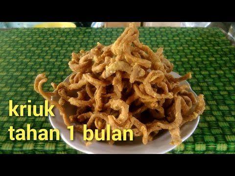 Cara Membuat Keripik Usus Usus Crispy Youtube Crispy Indonesian Cuisine Food