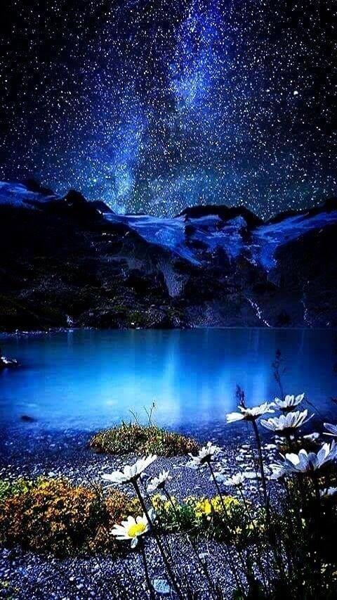 Starry Starry Night Https Youtu Be Oxhnrfhdmrk Nature Beautiful Nature Night Skies