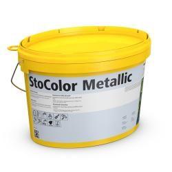 StoColor Metallic - für innen UND AUSSEN!