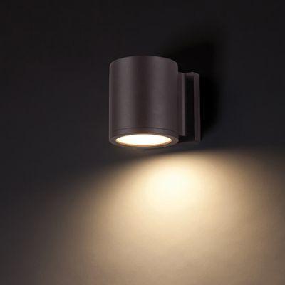 Tube Indoor/Outdoor LED Wall Sconce Modern, Outdoor lighting and Indoor outdoor