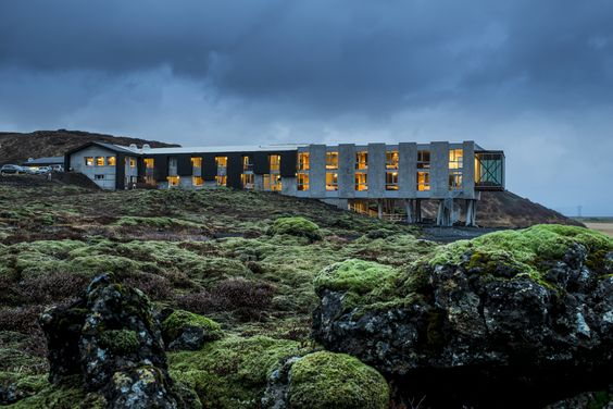 Ion Hotel, Reykjavik