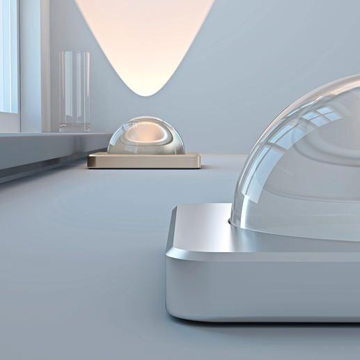 Effekt Leuchte Adot Am5 Touchdimmer 5 3 X 10 X 10 Cm 150 Lumen Usb Anschluss Silber In 2020 Lichtkegel Lichtkunst Lichteffekte