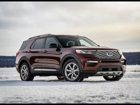 2020 All New Ford Explorer 2020 Ford Explorer Ford Suv Ford