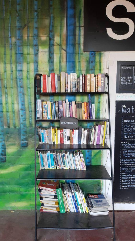 boekenruilkast Gentbrugge 7