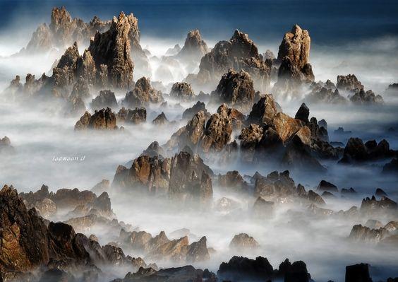 Znalezione obrazy dla zapytania corea del sur paisajes