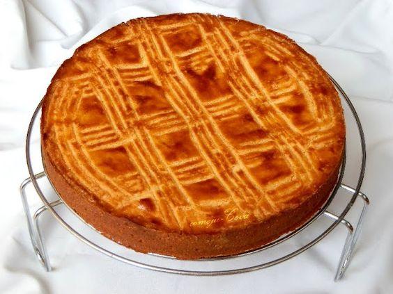 Comoju: Gâteau Breton