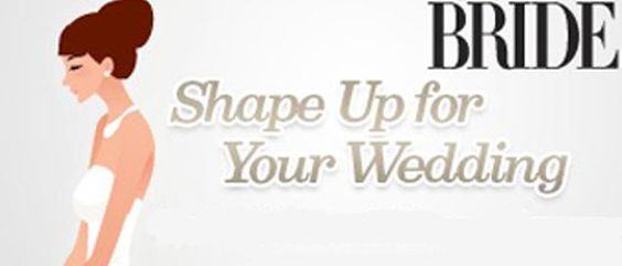 Shape Up for Your Wedding