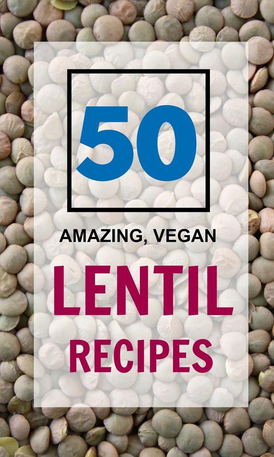 50 Amazing Vegan Lentil Recipes   The Garden Grazer