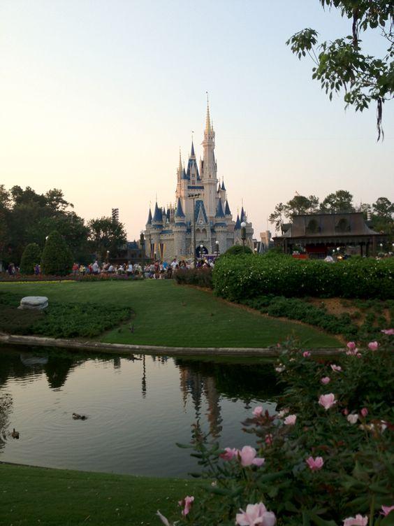Cinderella's Castle (Orlando, Florida; Walt Disney World)