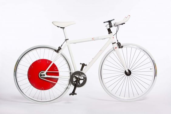 Copenhagen Wheel, llega la revolución - Baika