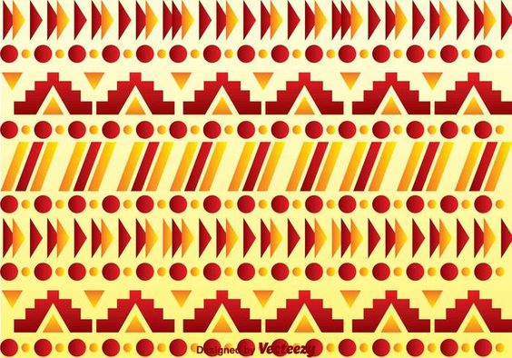Red And Orange Aztec Pattern - https://www.welovesolo.com/red-and-orange-aztec-pattern-3/?utm_source=PN&utm_medium=welovesolo59%40gmail.com&utm_campaign=SNAP%2Bfrom%2BWeLoveSoLo