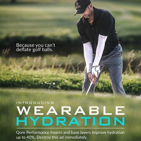 Be the right kind of shady. #winning #golf #hydration #upf50 #championshipsunday