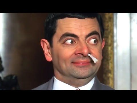 Tissue Trouble Funny Clip Mr Bean Official Youtube Mr Bean Funny Mr Bean Funny Clips