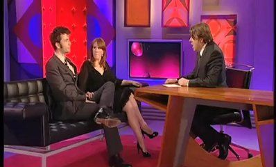 Catherine Tate + David Tennant Mashup (Interview Clips) - Video Dailymotion