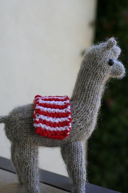 Alpaca Knitting Patterns : Adorable Alpaca pattern by Rachael Faith Alpacas, Pattern library and Llamas
