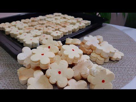 Cara Gampang Bikin Kue Bangkit Santan Renyah Rapuh Youtube Resep Makanan Enak Resep Kue