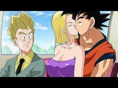 Goku Amp Android 18 Love Amv Dragon Ball Super Hd Youtube In 2021 Anime Dragon Ball Super Dragon Ball Super Dragon Ball Image