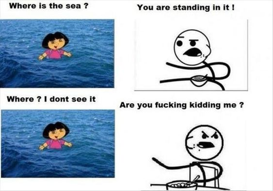 Famous Dora The Explorer Quotes: Well, Dora, Maybe If You Stopped Hanging Out With That