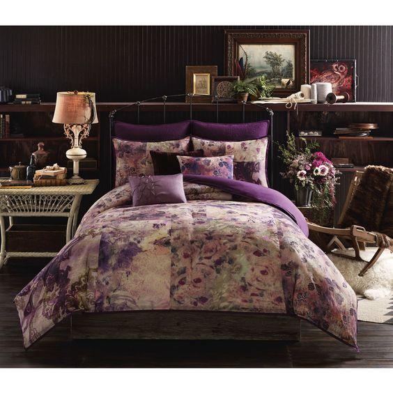 Maeve Reversible Comforter Set