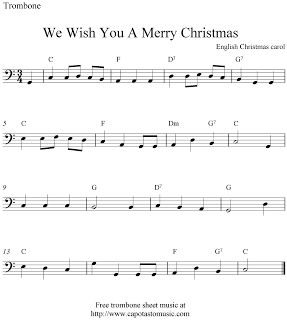 Piano piano tabs we wish you merry christmas : We Wish You A Merry Christmas Piano Sheet Music Free Download ...