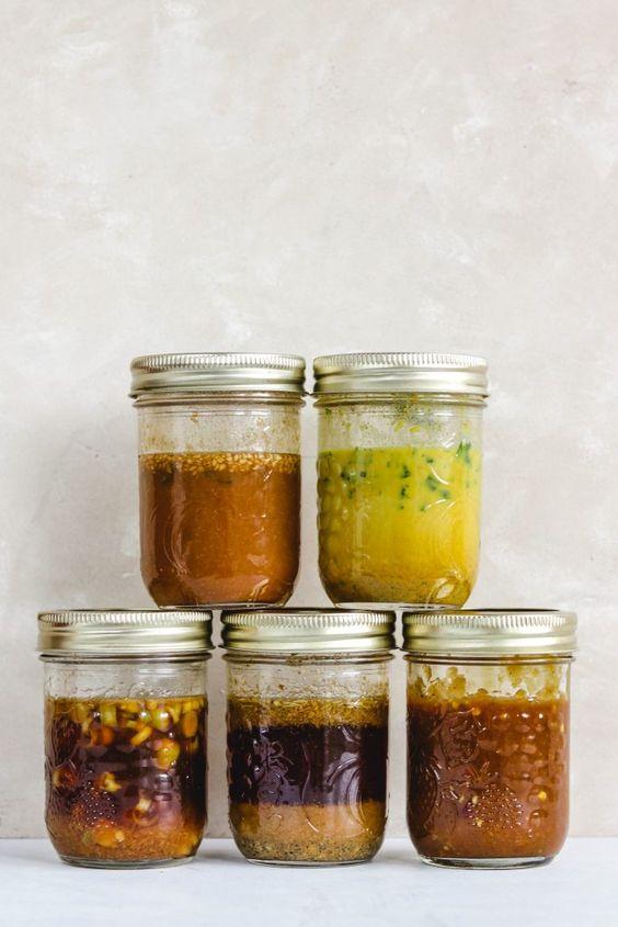 5 MARINADES FOR PLANT BASED PROTEINS - Okonomi Kitchen