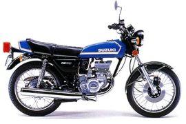 SPECIFICATION OF SUZUKI RG 185 1978