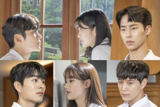"""""""Extraordinary You"""" Teases 2 Exciting Love Triangles Ft. SF9's Rowoon, Kim Hye Yoon, And More"""