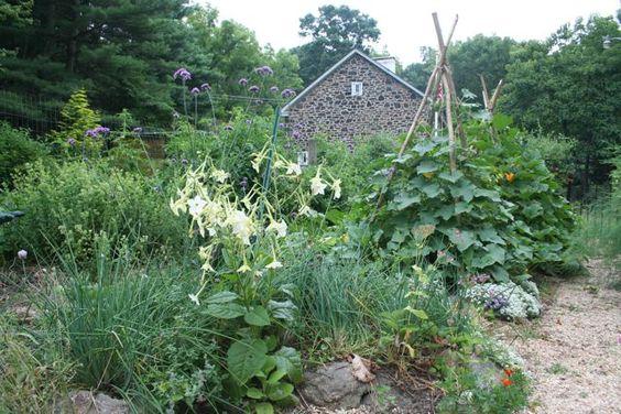 french potager garden design Honoring The Potager Pot a