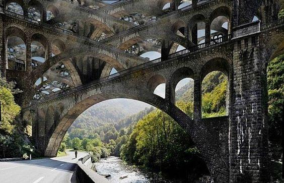 crossing - 50 Sensational Surreal Photographs | Complex