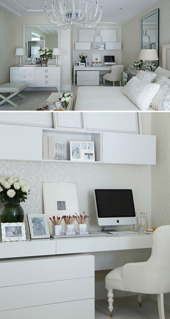 Quarto Lala Rudge ~ Quartos, Ems and Home office bedroom on Pinterest