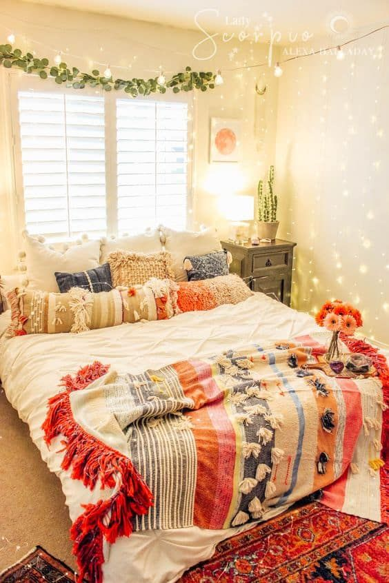 29 Genius College Apartment Bedroom Ideas You Ll Want To Copy By Sophia Lee College Apartment Decor Apartment Bedroom Decor Apartment Room