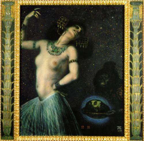 Salome - Franz Stuck (1906)