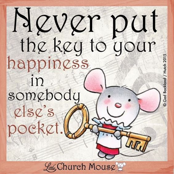 little church mouse: