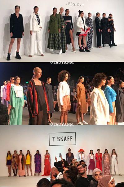 Fashion Forward Dubai 2019 Dubai Design District Fashion Forward Design District Fashion