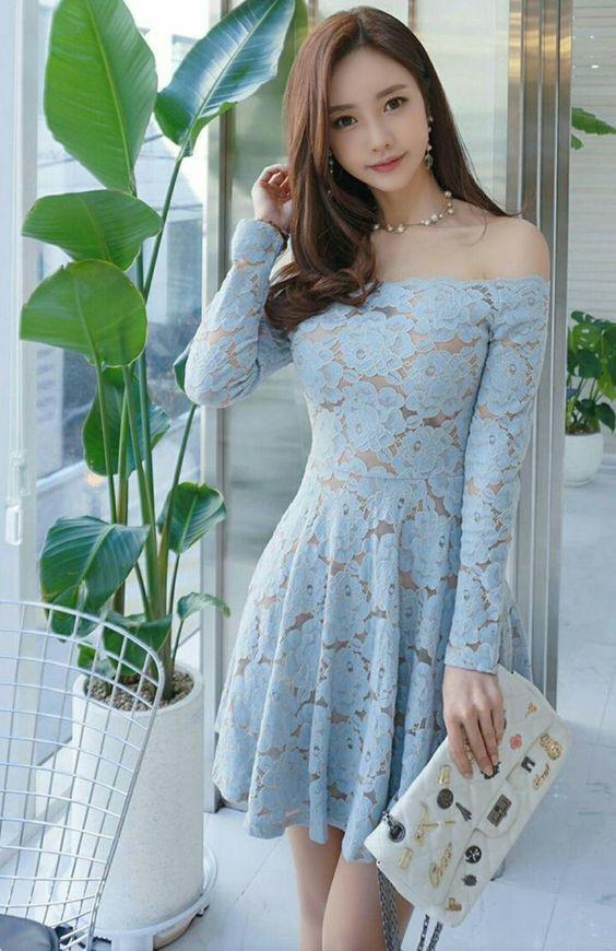 Brilliant Blue Clothes